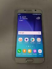 Samsung Galaxy S6 32GB White SM-G920R4 (US Cellular) Discount JW5467
