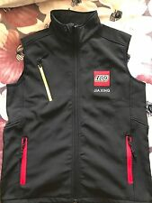 Rare LEGO 2016 JIAXING Factory Opening Sleeveless Jacket~~~Not for Sale