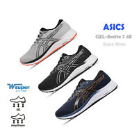 Asics Gel-Excite 7 4E Extra Wide Ortholite Mens Running Shoes Sneakers Pick 1