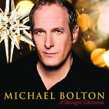 A Swingin' Christmas by Michael Bolton (CD, Oct-2007, Concord) BRAND NEW