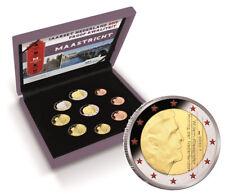 Nederland Proof set 2019 1 cent t/m 2 euro + 2€ color  Netherlands coffret coin
