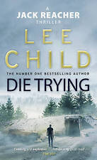 Die Trying by Lee Child New Paperback Book FAST P&P