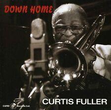 Down Home - Curtis Fuller (2012, CD NEU)