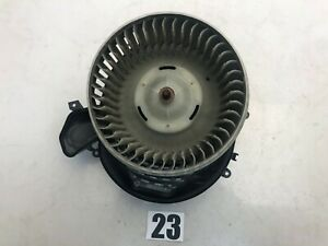 VOLVO S60 AC A/C AIR CONDITIONING HEATER BLOWER MOTOR FAN W RESISTOR OEM