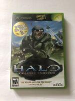 Halo Combat Evolved Original Xbox COMPLETE (Bungie, 2001)