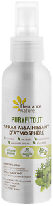 Fleurance Nature Purifying Air Room Spray with 30 Organic Essential Oils 100ml