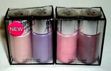 HARD CANDY Poppin Pigments Eye shadow Duo WAR & PEACE 597 and VIOLETS & ROSES