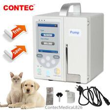 VET Pompa per infusione volumetrica veterinaria IV Pompa per siringa fluida