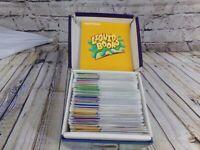 Vintage PlayStation PS1 Lightspan Adventures 50+ Disks Educational Games