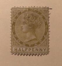 Dominica Scott 4 Queen Victoria Half Penny-Mint