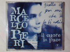 MARCELLO PIERI Il cuore in pace cd singolo PR0M0