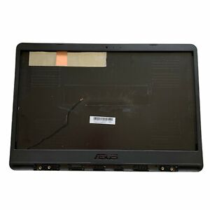 Asus E406M 14'' LED LCD Screen Back Cover Top Rear Lid Bezel Wireless Antenna