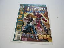Avengers 380 (Marvel Nov 1994) Double Feature Flipbook