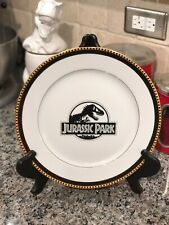 "Jurassic Park Replica Prop - Authentic Tiffany & Co 10 7/8"" Dinner Plate"