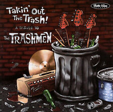1 CENT CD VA Takin' Out The Trash: A Tribute To The Trashmen the surf trio