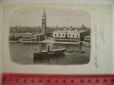 Cartolina Veneto - Venezia Panorama del Molo - VE 3657