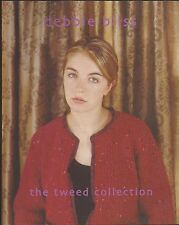 Debbie Bliss TWEED COLLECTION KNITTING PATTERN BOOK Designs for Adults &Children