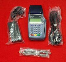 Verifone Omni 5100 Vx 510 Credit Card Processor Ac Adapter Power Cord In New!