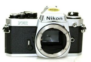 Nikon FE 2 Gehäuse guter Zustand #2089595 lichtdicht