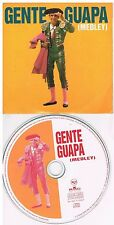 Gente Guapa Medley CD Single Promo 1997 Card Sleeve