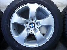 WINTERREIFEN ALUFELGEN ORIGINAL BMW X3 E83 X83 STERNSPEICHE Styl. 204 235/55 R17