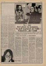 Can Holger Czukay Krautrock Interview/article 1975