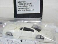 MR MRK159 Raccoon 1/43 Lamborghini Murcielago R-GT Handmade Resin Model Car Kit