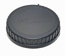 Nikon 1 Rear Lens cap fits Nikon J1,J2,J3,J4,V1,V2,V3,S1,S2 Back Cap