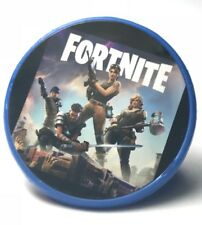 Fortnite Cupcake Toppers Rings Birthday Party Favors - 16 pcs