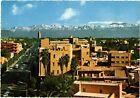 CPM MAROC-Marrakech-Avenue Mohammed V et Grand Atlas (328929)