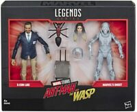 Marvel Legends Ant-Man & The Wasp - X-Con Luis & Ghost Action Figure 2-Pack