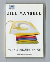 Take A Chance On Me- by Jill Mansell - MP3CD - Audiobook