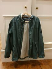 Joules Portwell Lightweight Waterproof Coat Mens Medium size. blue/gray