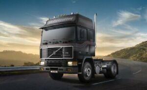 Italeri 3923 1/24 Scale Model Truck Kit Volvo F16 470 Globetrotter