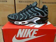 Nike Tn Trainers tuned black grey blue  size  8, 7