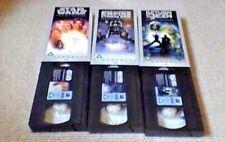 Star Wars Trilogy Widescreen UK PAL VHS  VIDEO 3-Tape Set Platinum Box Set 1997
