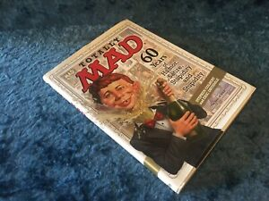 Totally MAD - 60 Years of Satire Stupidity and Stupidity Hardcover - Free Ship!