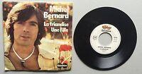 Ref487 Vinyle 45 Tours Michel Bernard La Friandise Rare