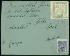 Mayfairstamps PARAGUAY COMMERCIAL COVER TO TIROL AUSTRIA wwh 95391