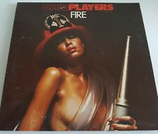 Vintage Vinyl Record - Ohio Players - FIRE!!!