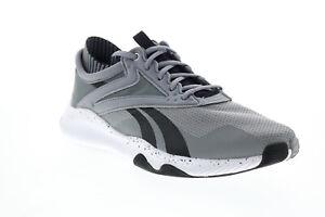 Reebok Hiit TR FV6642 Mens Gray Canvas Athletic Cross Training Shoes