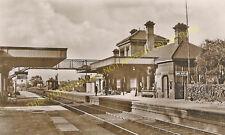 Poynton Railway Station Photo. Adlington - Bramhall. Cheadle Hulme Line. (1)