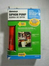 Universal Siphon Pump Makes it Easy to Transfer Gas Oil and Other Liquids Arnold
