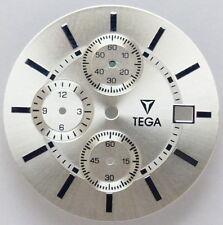 Miyota 0s10 esfera de plata-Ø 30,5mm d3 para os10 Quartz-watch Dial-nos