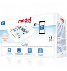 Medel ICare Misuratore di Pressione Automatico con Bluetooth