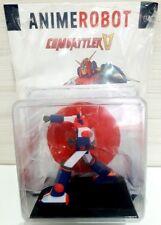 COMBATTLER V (04) Anime Robot Action Figure modellino Yamato (Nuovo e sigillato)