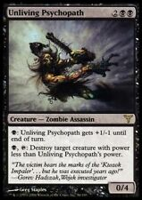 MTG Magic - (R) Dissension - Unliving Psychopath - SP