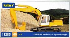 Kibri 11285 H0 - LIEBHERR R 934 Litronic Hydraulikbagger NEU & OvP
