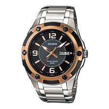 Casio MTP1327D-1A2 Mens 50M Stainless Steel Analog Modern Dress Watch Quartz