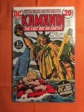 KAMANDI THE LAST BOY ON EARTH # 1 (VF)•1st Appearance and Origin•JACK KIRBY Art•